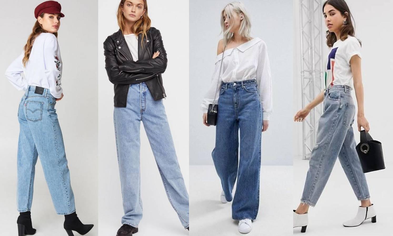 Baš dobro: Vrećaste, komotne traperice dolaze kao top trend