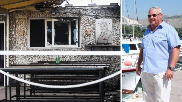 Požar je podmetnut: Pet dana ranije Duji Coce su prijetili?