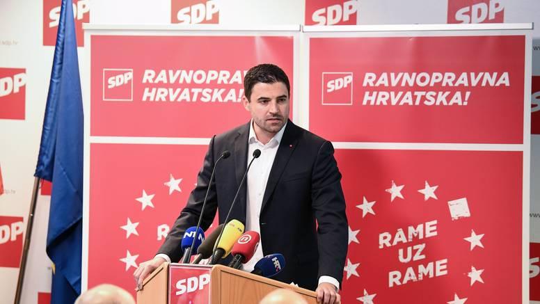 Bernardić: Dobio sam znanje, a novac, pa ga ne mogu ni vratiti