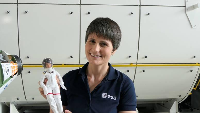 Barbika u svemiru: Prolazi istu obuku kao i pravi astronauti koji se spremaju za misije