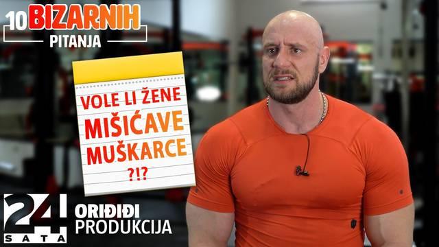 Bodybuilder Stjepan Ursa otkrio koliko dnevno pojede jaja...