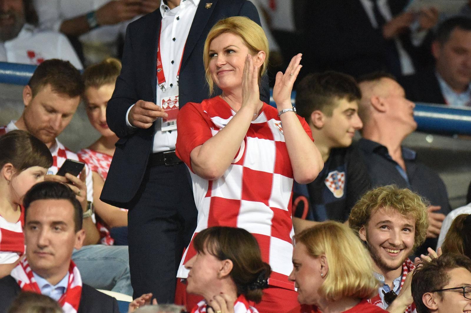Hrvatska od Visa do Kupresa: 'Kolinda svojata teritorij BiH!'