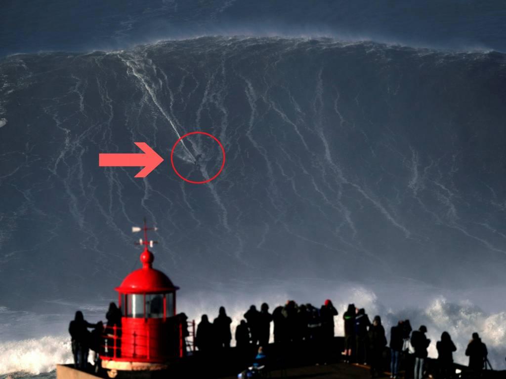 Kap u oceanu: Surfer zajahao 'zvijer' i ostavio sve bez daha