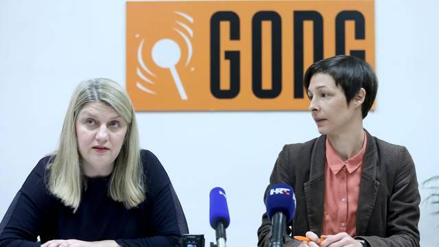 Zagreb: GONG traži povlačenje antikorupcijskog natječaja Europskog socijalnog fonda