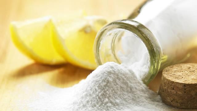 Limun, soda bikarbona i ocat čiste sve površine u kućanstvu