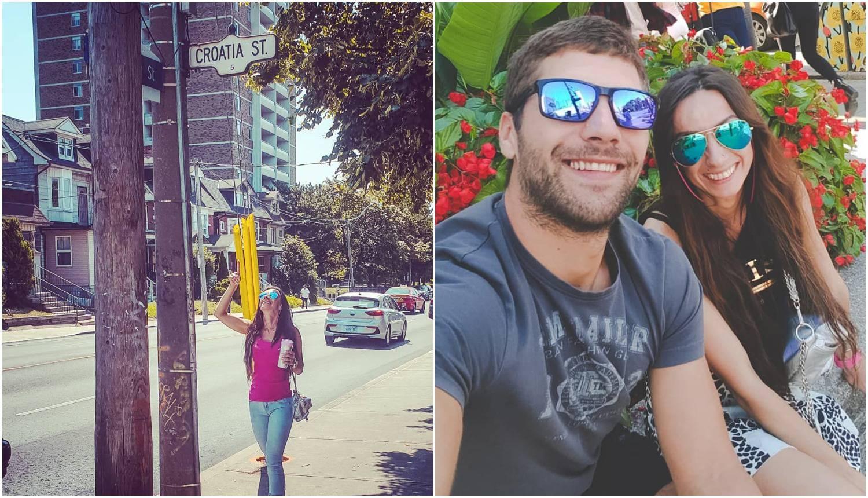 Matea i Zvone i dalje uživaju u Kanadi: 'Nije važno gdje smo'