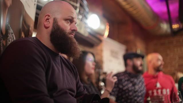 Naj brada Zagreba: Da dobro izgleda treba je prati svaki dan
