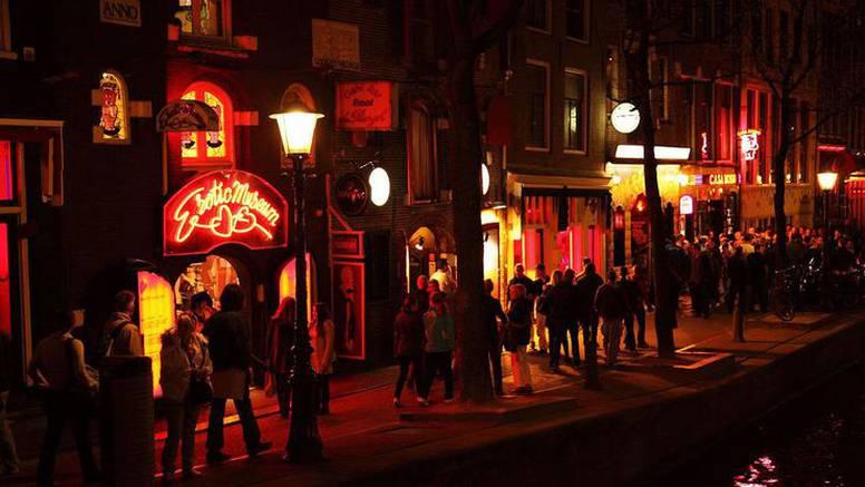 Žele 'finije' turiste: Amsterdam će iz centra iseliti Crvenu četvrt