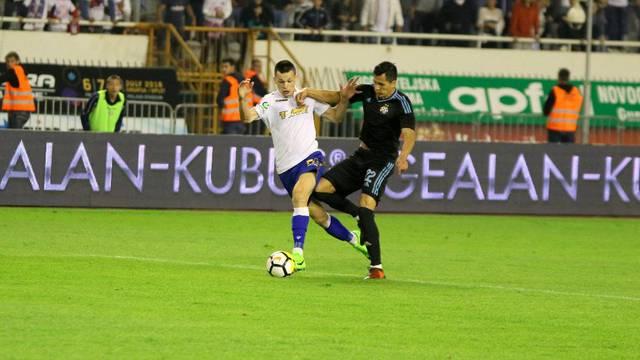 Hajduk je na penal u derbiju čekao gotovo devet godina