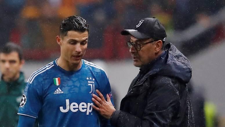 Ronaldo se treba ispričati, ali Juventus neće kazniti zvijezdu