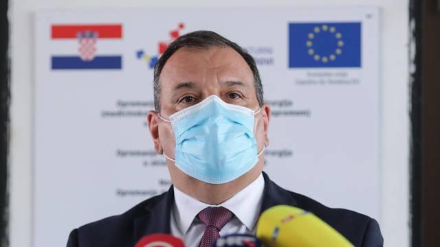 Zagreb: Ministar Beroš sastao se s predstavnicima veledrogerija