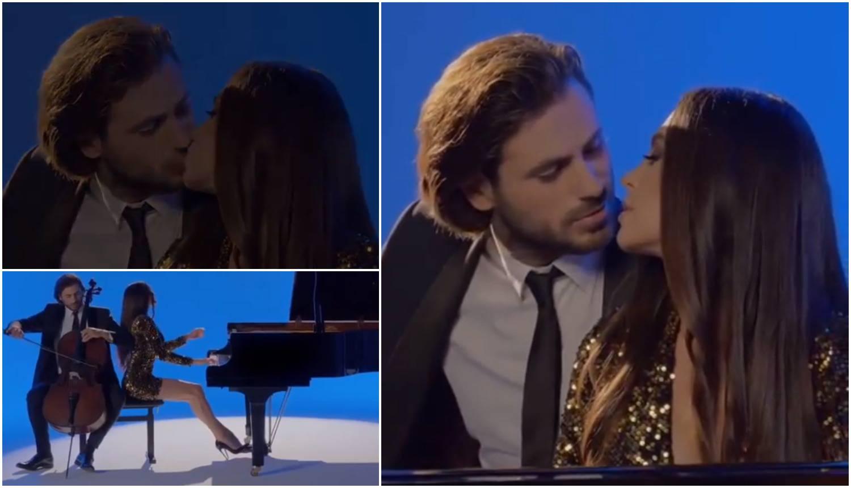Stjepan Hauser poljubio Lolu: 'Ovo ti je najzgodnija djevojka'