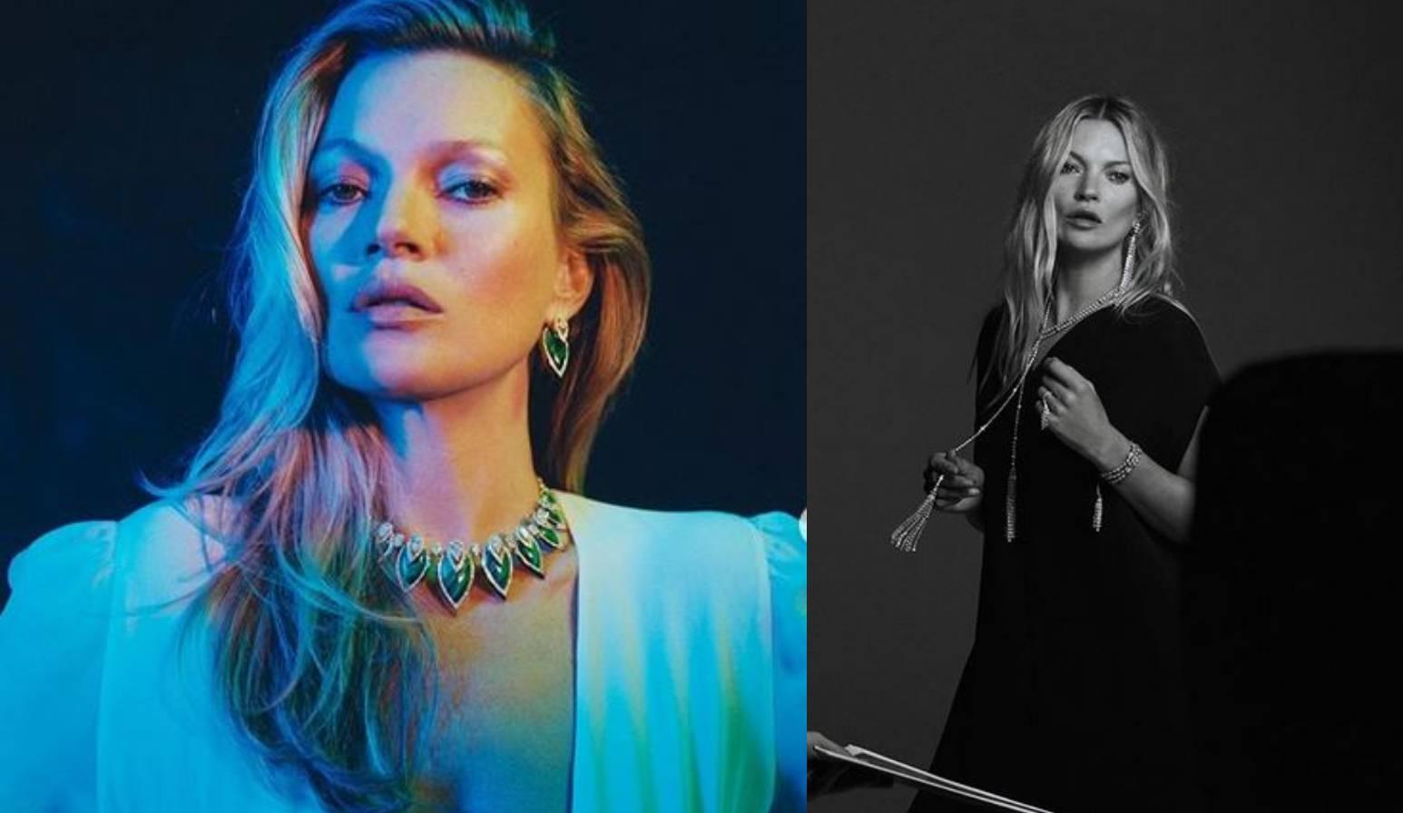 Kate Moss ima kolekciju boho-luksuznog dijamantnog nakita