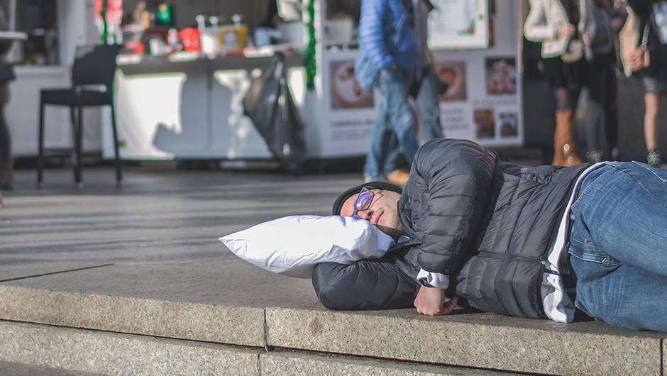 Jeste li primijetili trend spavanja na otvorenom?