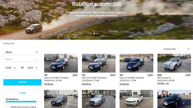 Neostar ulaže 35 milijuna kn u digitalnu platformu za trgovinu rabljenim automobilima