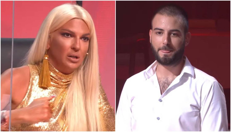 Karleuša ponizila natjecatelja: 'Izgledaš kao vozač kamiona'