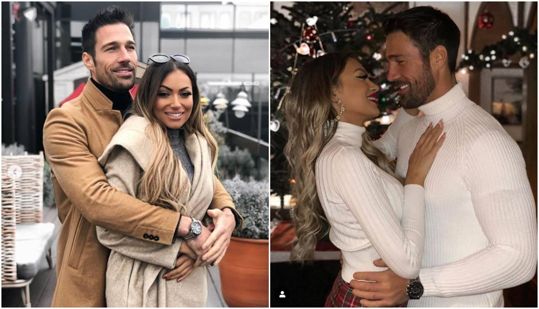 Hana i Goran pozirali zagrljeni u Berlinu: 'Sretan Božić srećo'