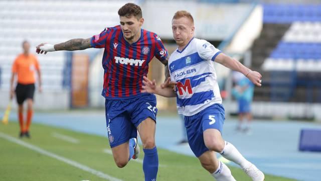 Osijek: U 2. kolu Prve HNL sastali se Osijek i Hajduk