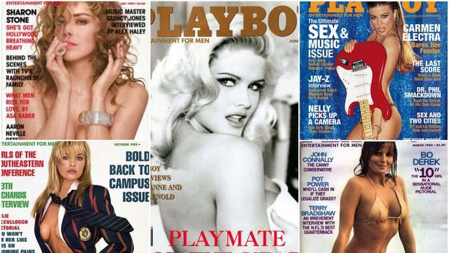 Naslovnice 'Playboya' donijele su im karijeru, slavu i novac...