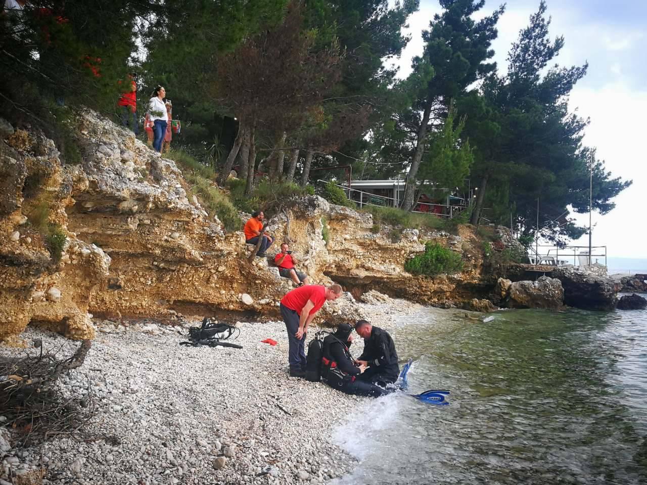 Tužan kraj potrage: HGSS je mladića našao mrtvog u moru