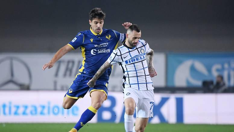 Inter srušio Jurićevu Veronu! Brozović asistirao za pobjedu
