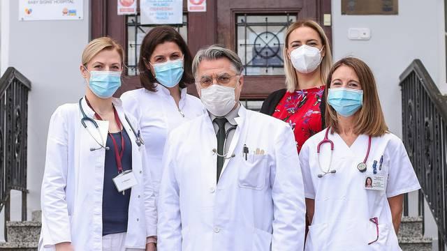 Dječja bolnica Srebrnjak je zaposlila 15 novih liječnika
