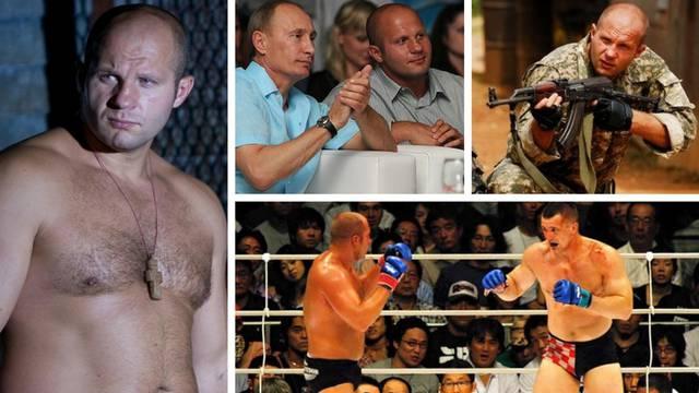 On može i s 43 godine: Fjodor i Jackson za početak oproštaja legende...
