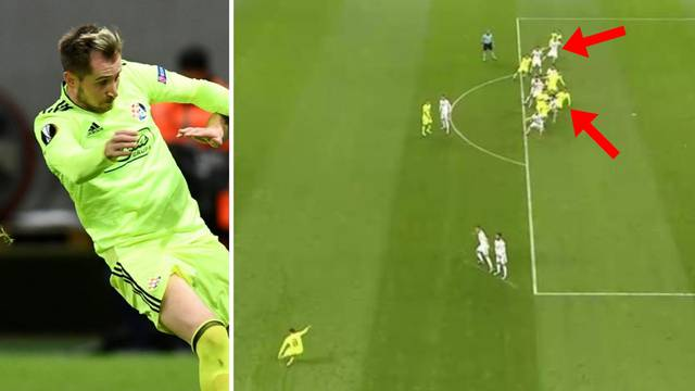 Procijenite sami: Je li Dinamo  oštećen za čisti gol u Trnavi?!