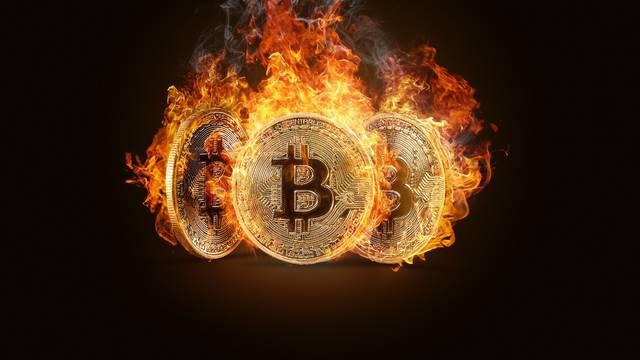 Skok od 100% u 2021. godini: Jedan bitcoin sada vrijedi blizu 60.000 dolara!