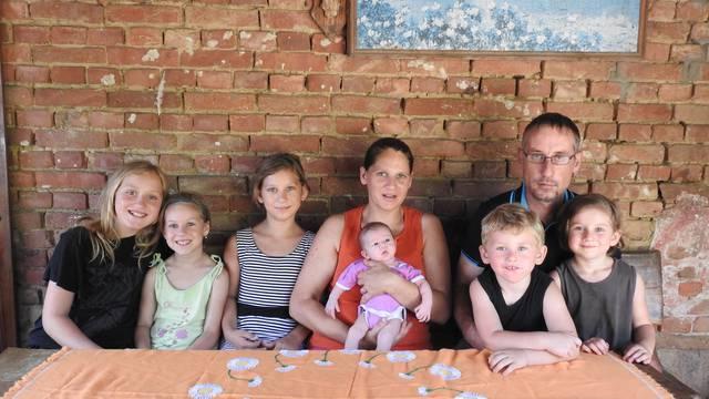 Tata babica: Senko iz Bjelovara dvaput porodio suprugu Marinu