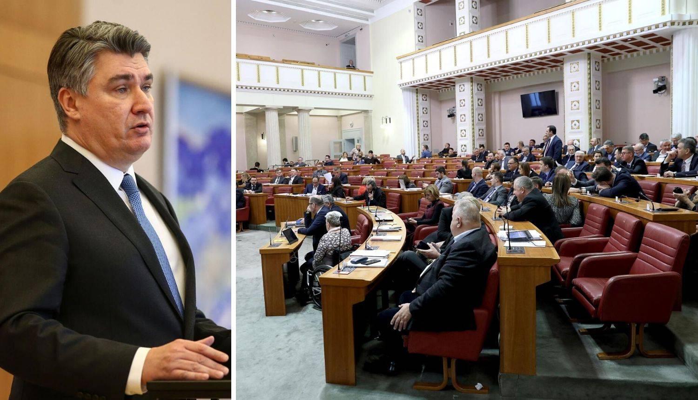 Režu plaće zastupnicima, čak i Milanoviću 920.000 kn manje