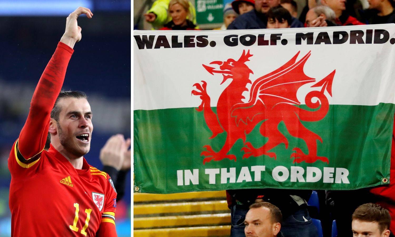 Bale provocirao u fešti: 'Wales. Golf. Madrid. Tim redoslijedom'