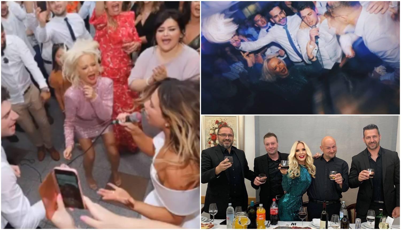 Povratak svadbarske pjevačice: Šuput 'ludovala' do sitnih sati