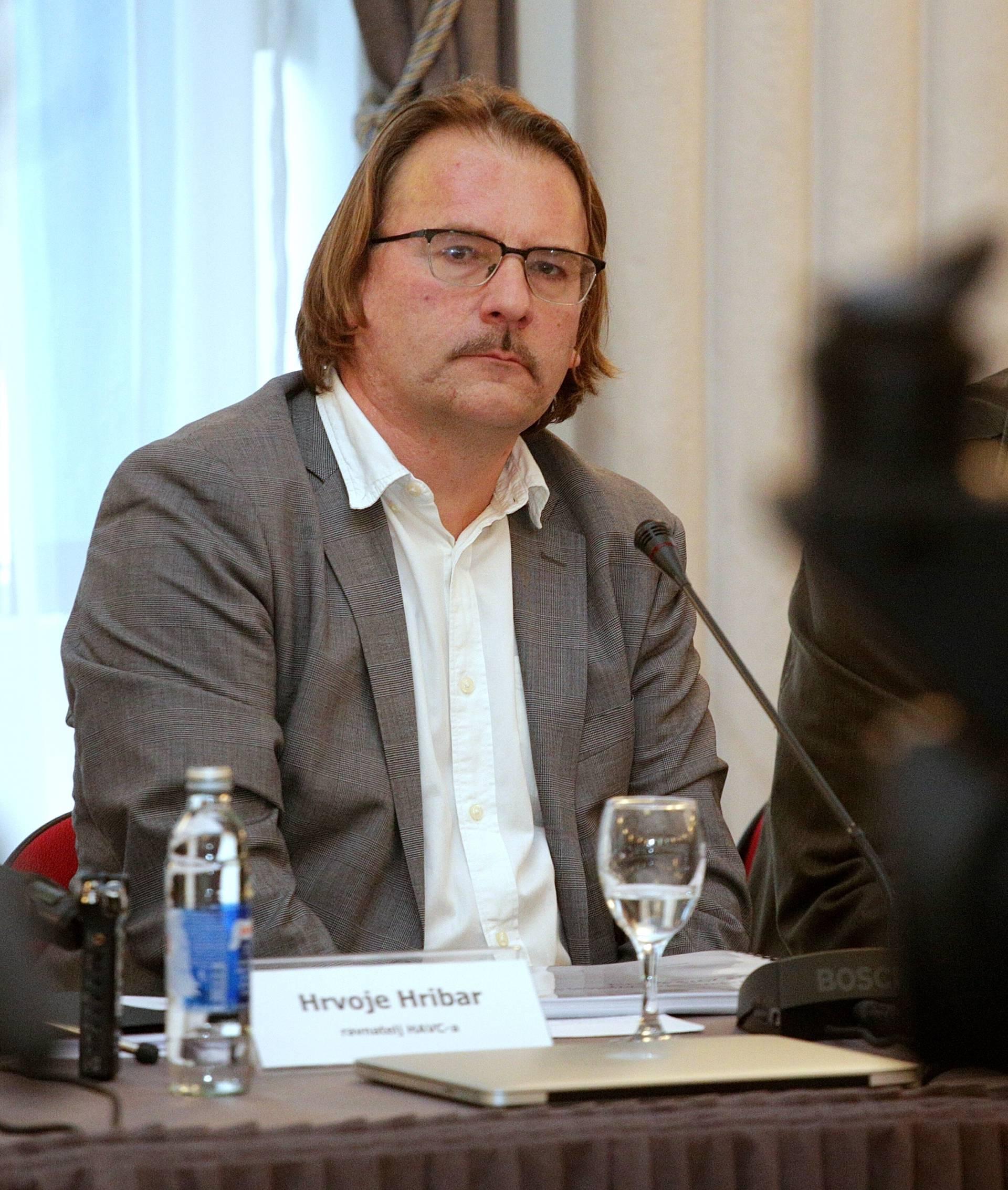 Hrvoje Hribar je iznenađen nalazom revizije o HAVC-u