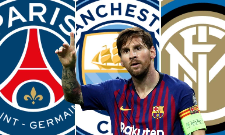 Gdje će Messi? City ima Agüera i Guardiolu, Paris Neymara i Mbappea, a Italija - C. Ronalda