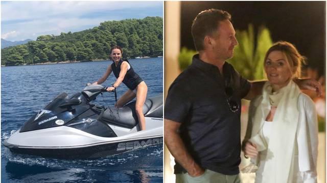 Bivša spajsica dijeli snimke s Jadrana: 'Vrišti ako želiš brže'