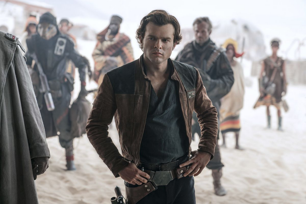 Oružje iz kojega je pucao Han Solo na dražbi u Los Angelesu