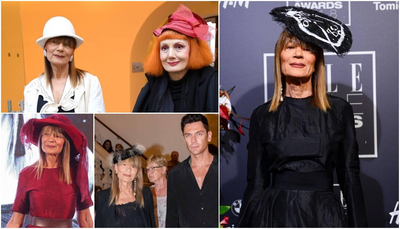 Svi šeširi Đurđe Tedeschi našli mjesto u Etnografskom muzeju