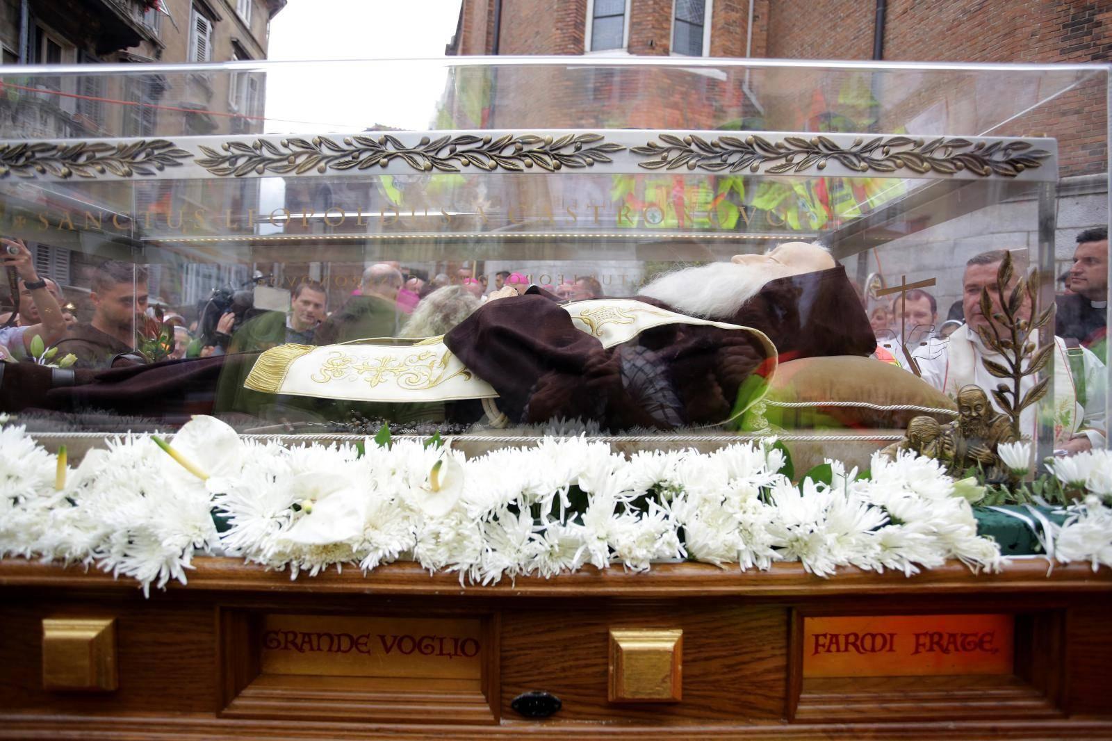 Sveti Leopold Mandić postao je zaštitnik oboljelih od tumora