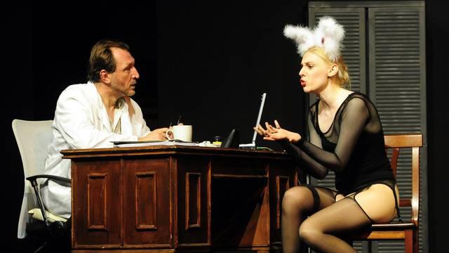 Predstava 'Tko je ovdje lud?' 10 godina nakon premijere opet je hit: 'Nikad nije bila aktualnija'