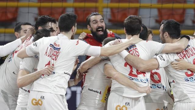 2021 IHF Handball World Championship - Quarter Final - Spain v Norway