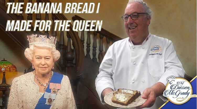 Bivši kuhar kraljice Elizabete podijelio recept za banana kruh