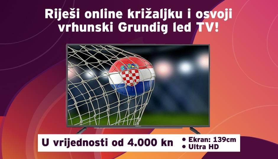 Saznajte dobitnika vrhunskog Grundig TV-a vrijednog 4.000kn!