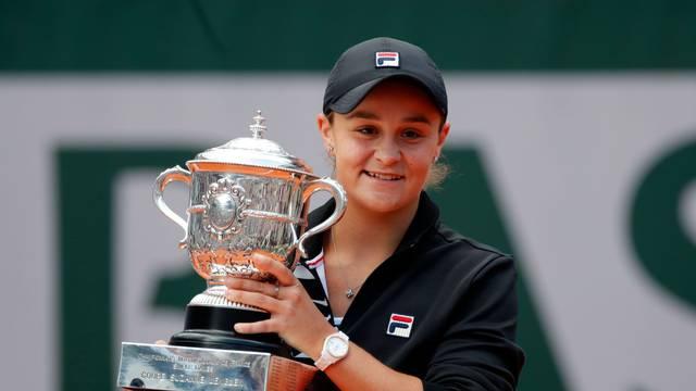 Osvojila Roland Garros prošle godine, ali ne želi braniti titulu