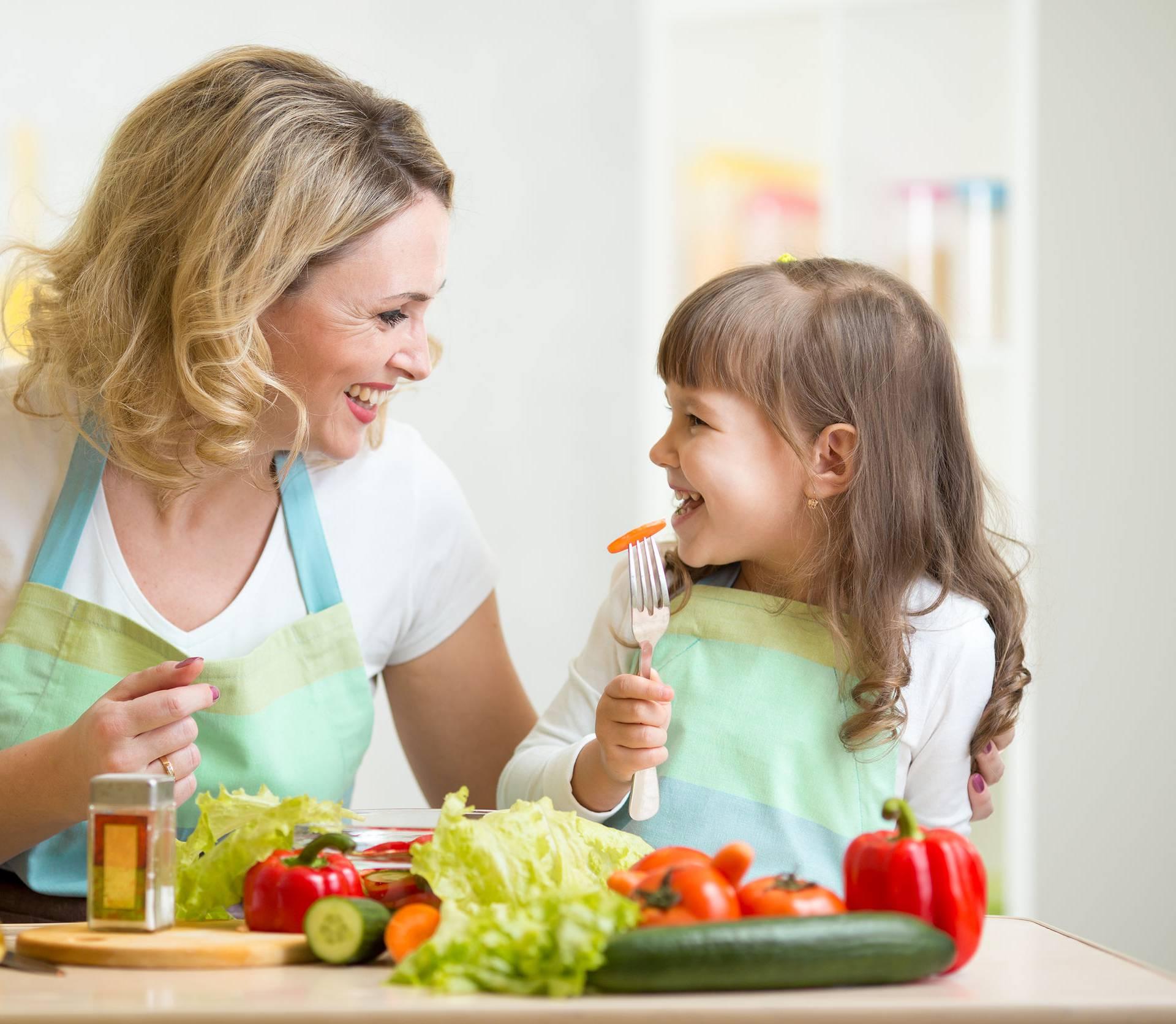 Voće i povrće dobro utječu na raspoloženje, kao novi posao