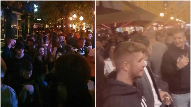 Sve o tajnim partijima klubova, kafića i restorana po Zagrebu