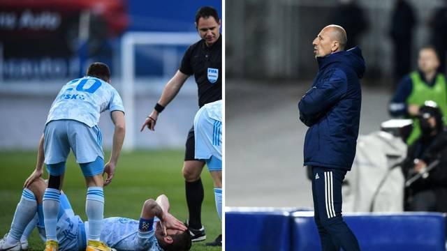 Dinamo mora na Villarreal bez Ademija?! Krznar: Prognoze nisu dobre, stradalo je stopalo