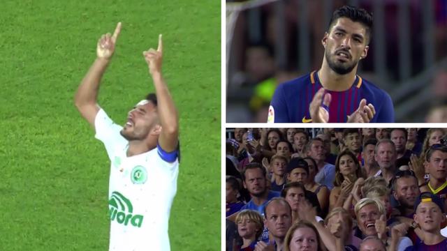 DIRLJIVO Camp Nou naklonio se preživjelom igraču Chapea...