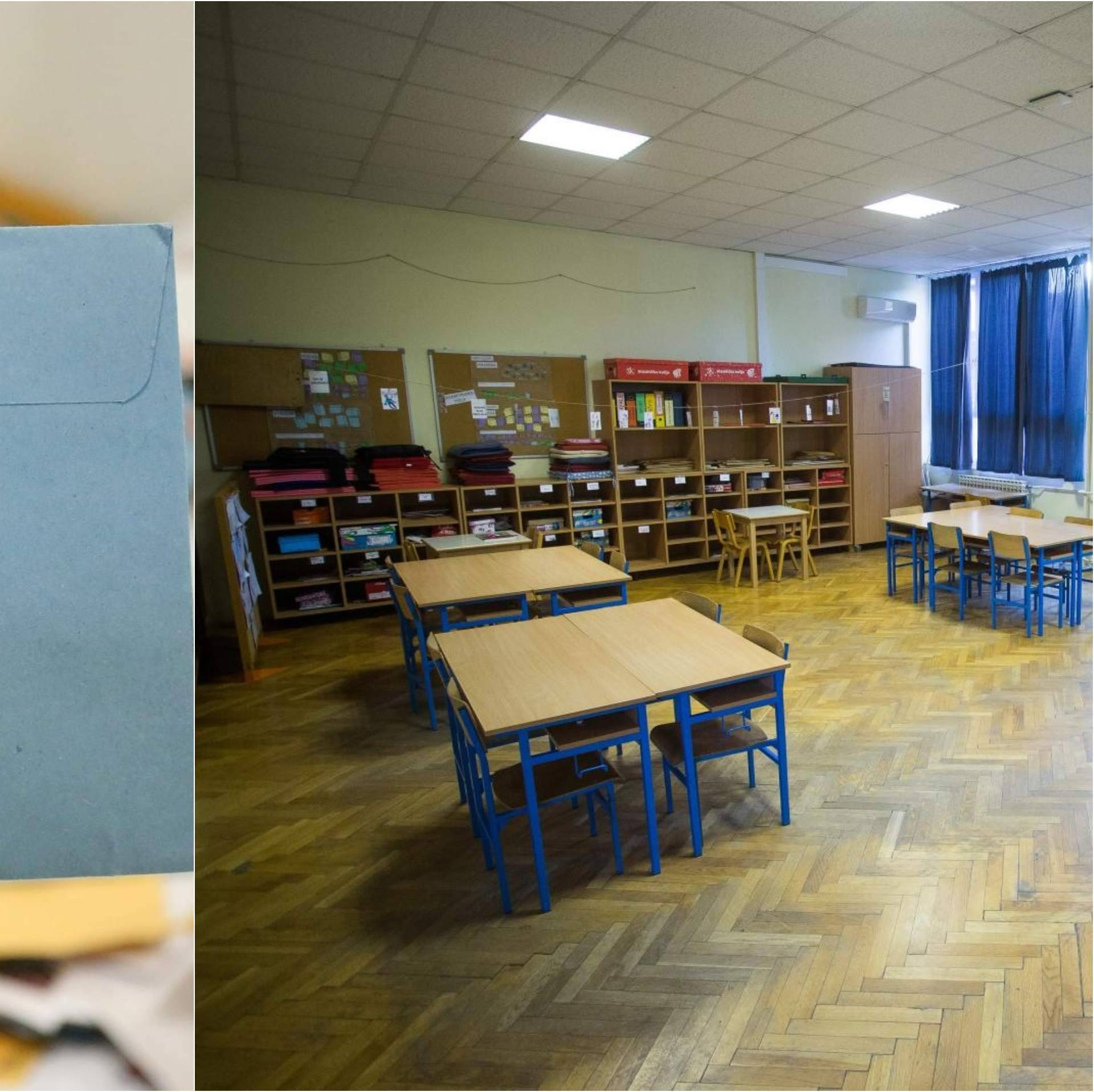 Klinac poklonio učiteljici novce: 'Mislim da ima premalu plaću'