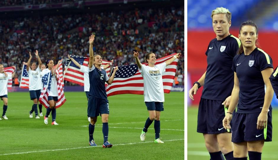 Klinci dobili svjetske prvakinje u nogometu 2015. s tri razlike